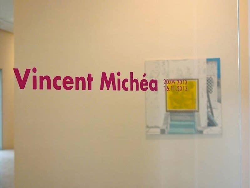 """Exposition """"Je ne pense qu'à ça"""" à la Galerie Cécile Fakhoury à Abidjan 2013 © Vincent Michéa"""