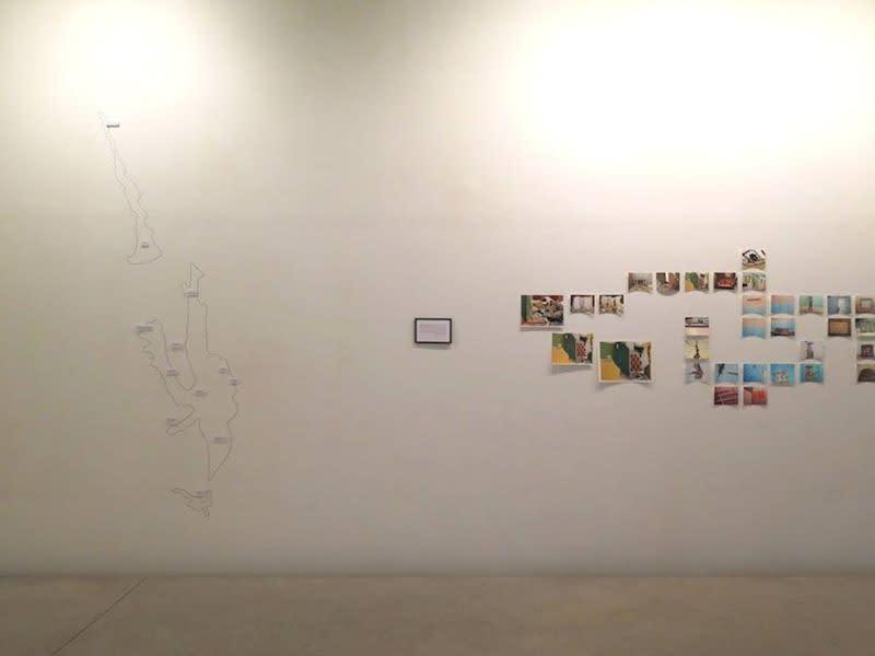 """Exposition """"Présences"""" à la Galerie Cécile Fakhoury à Abidjan 2015"""