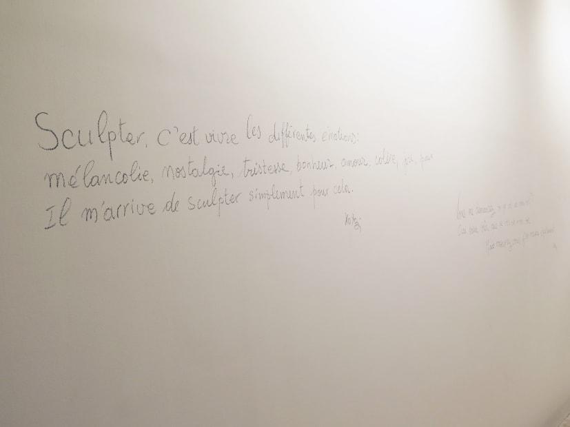 """Exposition """"Cercle de vies"""" à la Galerie Cécile Fakhoury à Abidjan 2018 © Jems Koko Bi"""
