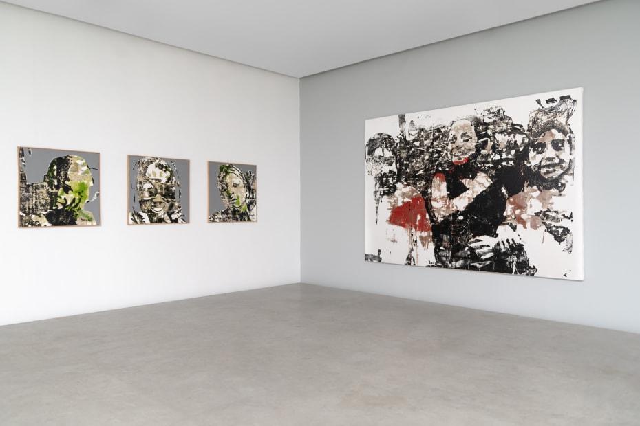 Yopougon, Adjamé, Liberté, Galerie Cécile Fakhoury - Abidjan 2019