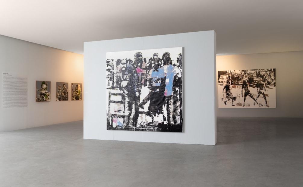 Yopougon, Adjamé, Adjamé, Galerie Cécile Fakhoury - Abidjan 2019