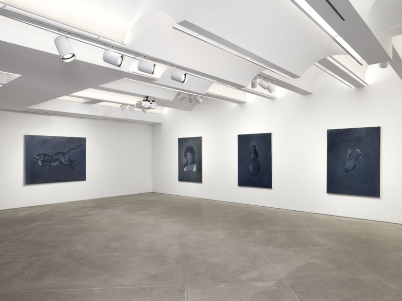 Mathew Tom The Pure Land, 2019 Installation view at Christine Park Gallery, New York Courtesy the Artist and Christine Park Gallery © Mathew Tom