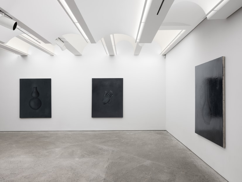 Mathew Tom The Pure Land, 2019. Installation view at Christine Park Gallery, New York. Courtesy of the Artist and Christine Park Gallery © Mathew Tom