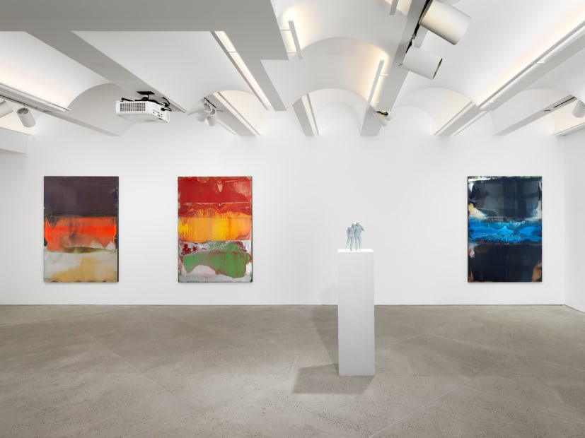 Yuval Shaul Alchemical Shifts, 2018 Installation view at Christine Park Gallery, New York Courtesy of the Artist and Christine Park Gallery © Yuval Shaul