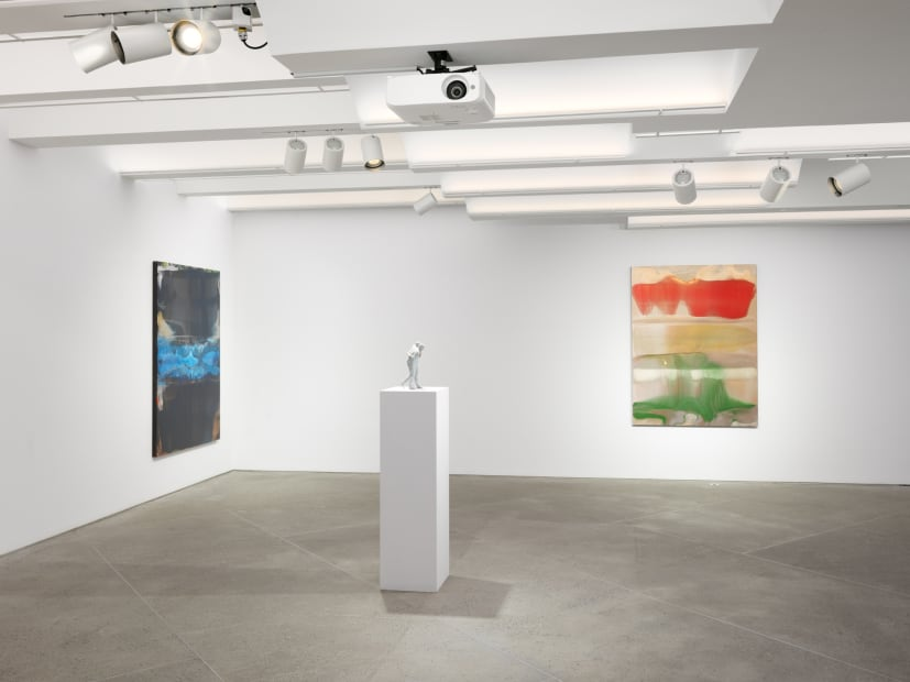 Yuval Shaul Alchemical Shifts, 2018 Installation view at Christine Park Gallery, New York Courtesy the Artist and Christine Park Gallery © Yuval Shaul