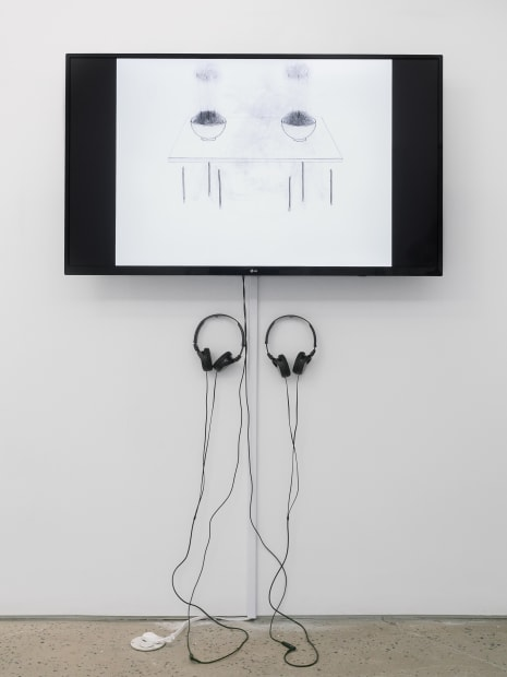 Seung Ae Lee Becoming, 2018 Installation view at Christine Park Gallery, New York Courtesy of the Artist and Christine Park Gallery © Seung Ae Lee
