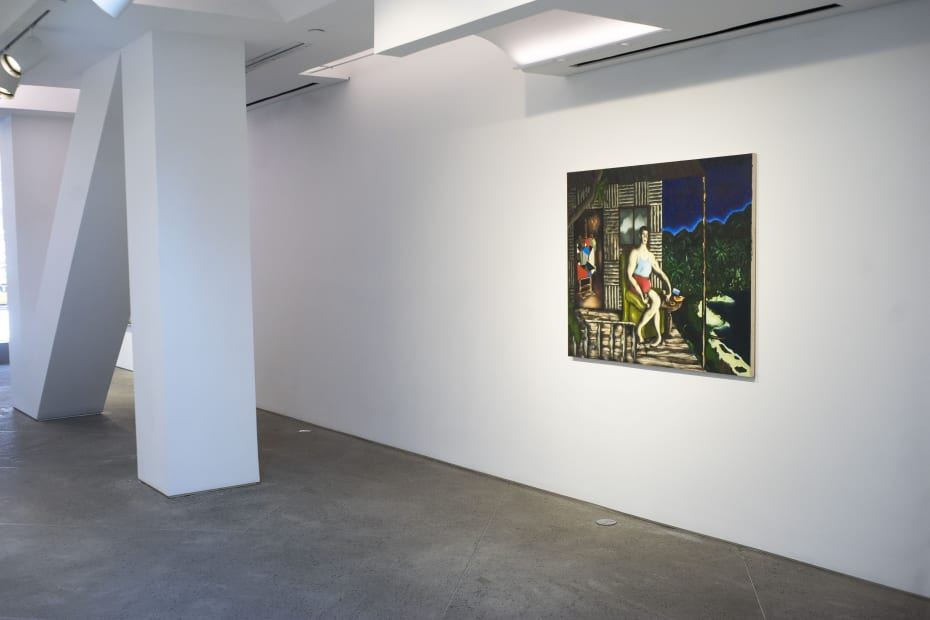 Haffendi Anuar, Vangelis Pliarides, Yoshinori Takakura, Mathew Tom & Yeoh Choo Kuan New Look, 2018 Installation view at Christine Park Gallery, New York Courtesy of the Artist and Christine Park Gallery