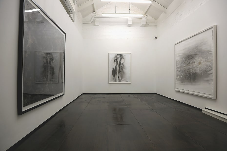 Vay Hy Installation View at Christine Park Gallery, London, 2014 Courtesy of the Artist and Christine Park Gallery © Vay Hy