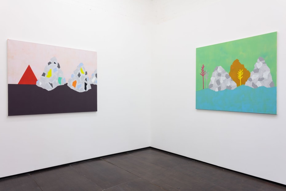 Cara Nahaul Crossing The Tropics, 2015 Installation View at Christine Park Gallery Courtesy of the Artist and Christine Park Gallery © Cara Nahaul
