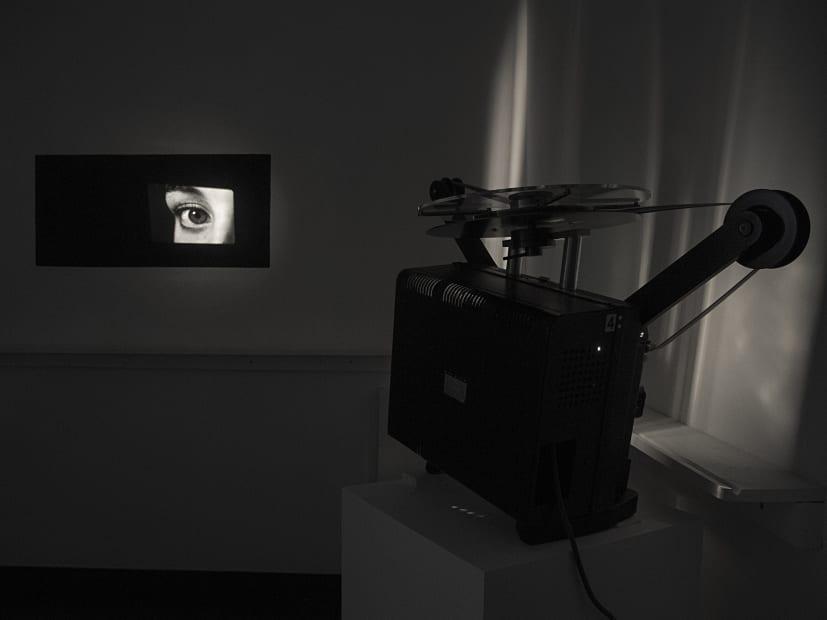 Guy Sherwin Eye #2, 2016 (1978) 16mm film (3min) Edition of 3 + 2 AP (# 1/3) (GSN008_001)