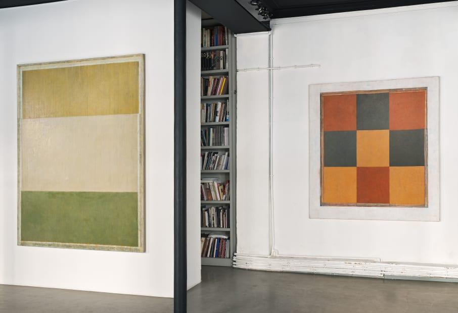 Jean-Pierre Pincemin l Galerie Dutko - Ile Saint-Louis