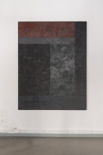 JEAN-PIERRE PINCEMIN Sans Titre, 1977 Huile sur toile / Oil on canvas 220 x 170 cm / 86 5/8 x...