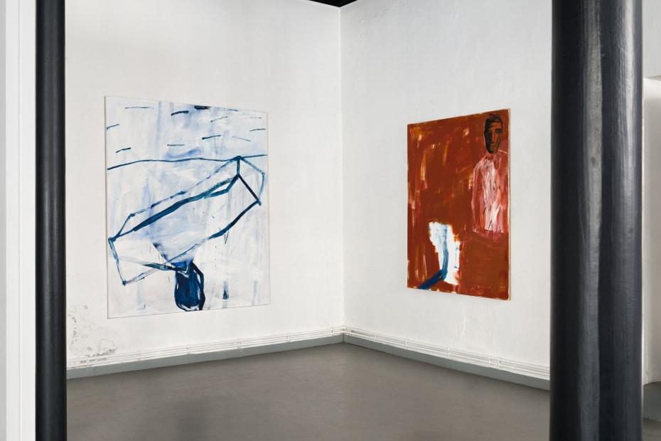 "Marek Szczesny - ""Intranquillité"" - Exhibition view @ Agence Phar"