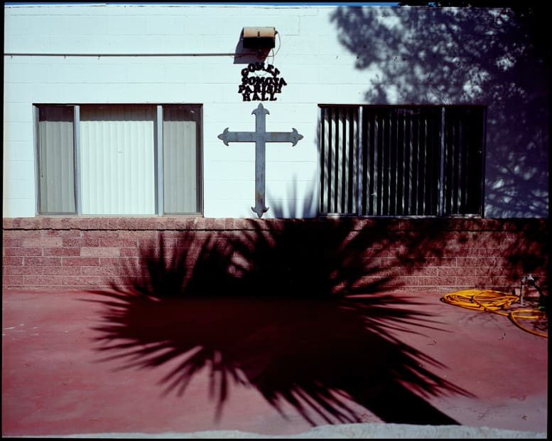 HÉCTOR MEDIAVILLA, LATINGO BORDER #3, 2010