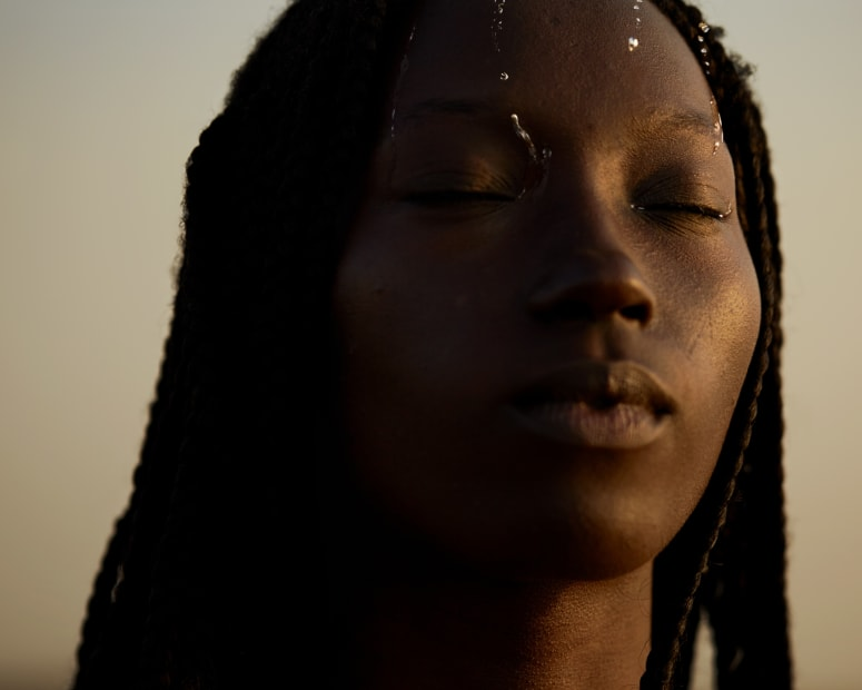 DAVID UZOCHUKWU, DROWN IN MY MAGIC: GLEAM, 2019