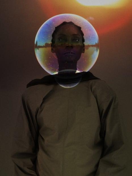 DJENEBA ADUAYOM, THE ARRIVAL, 2018