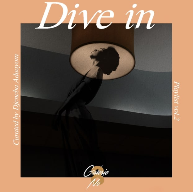 DIVIN IN - Playlist Vol. 2, curated by Djeneba Aduoayom