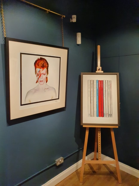 EXHIBITION | BOWIE: From Major Tom to Major Arcana 6 January - 21 February 2020 Private view 9 January 2020
