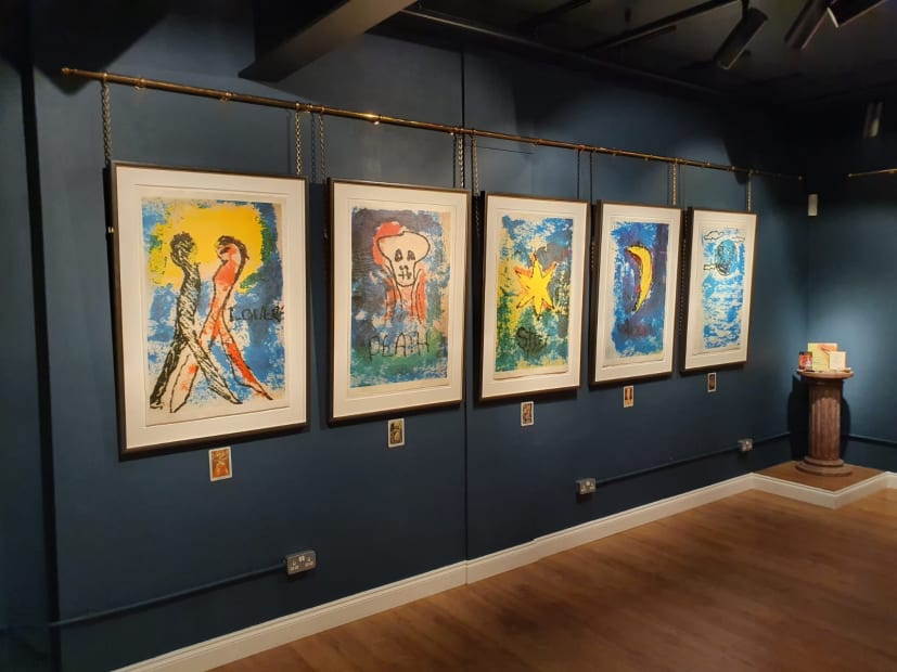 EXHIBITION | BOWIE: From Major Tom to Major Arcana 6 January - 21 February 2020