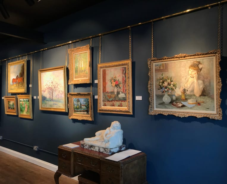 EXHIBITION | Highlights from the Masterpiece Art Collection 1 October - 1 November 2019