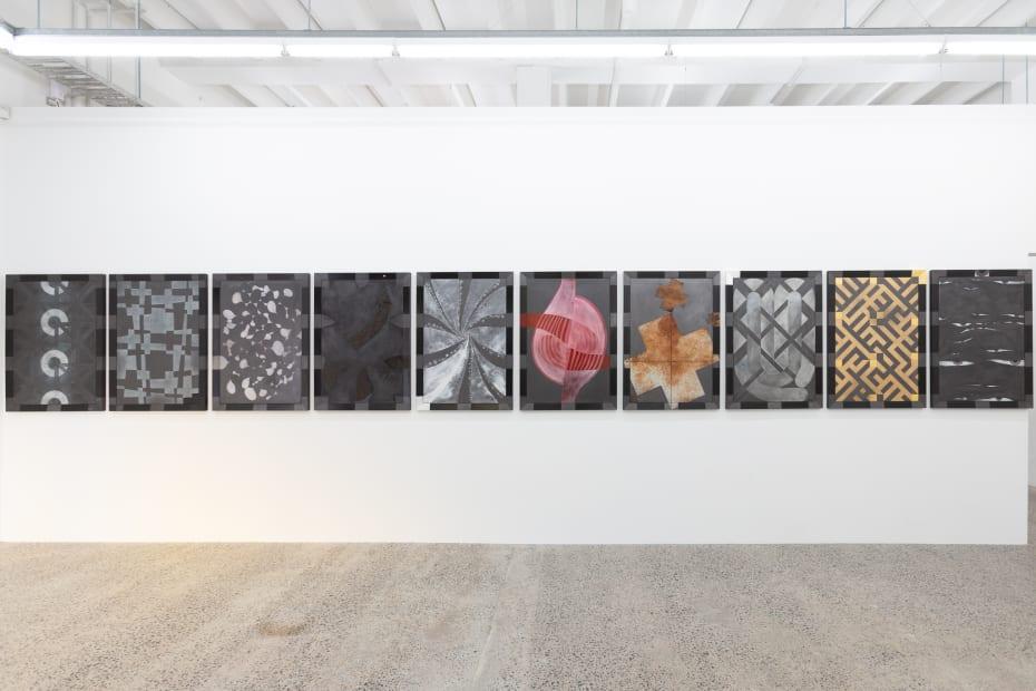Julia Morison, Omnium Gatherum: Alembic, 2021
