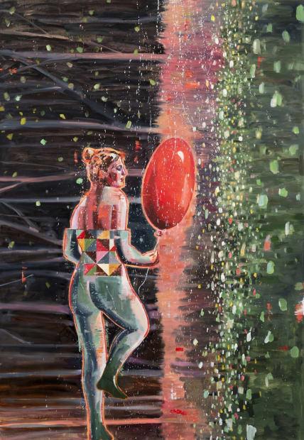 Nicky Nodjoumi, Potentially Intimate Act, 2015
