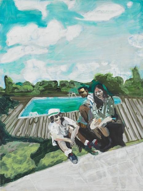 Maia Cruz Palileo, The Poolside Kids, 2015