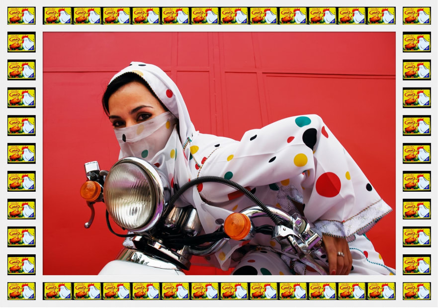 Hassan Hajjaj, Rider, 2010/1431