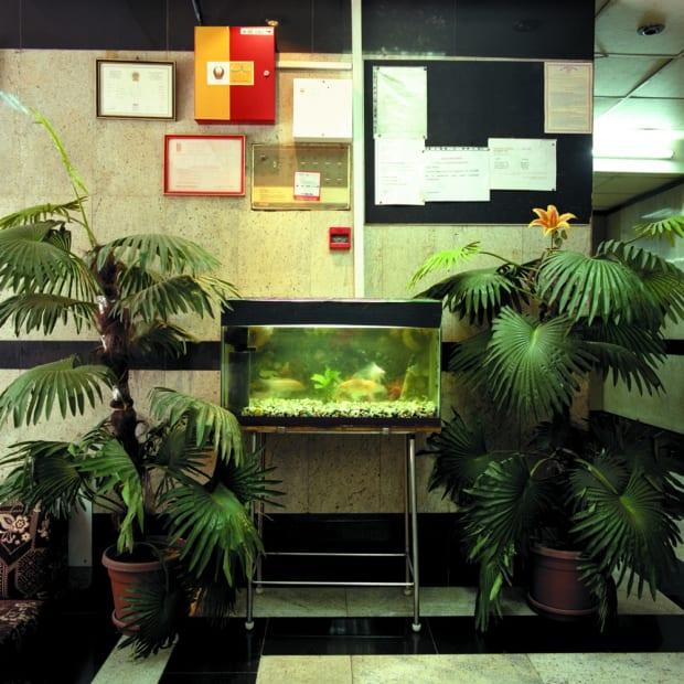 Rihab Hotel Lobby, 2009