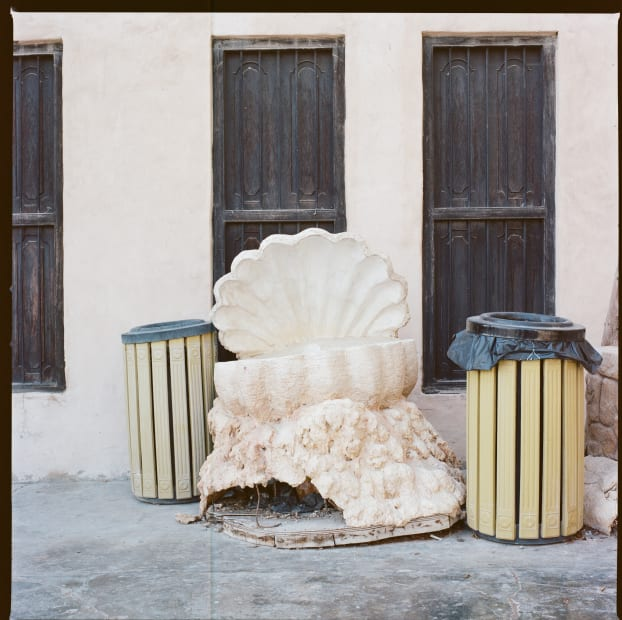 Abandoned Shell, 2013