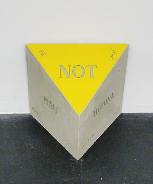 Triangulation (Not Maui Not Medina), 2011