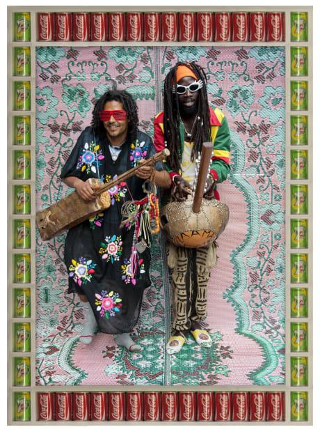 Simo Lagnawi & Boubacar Kafando, 2010