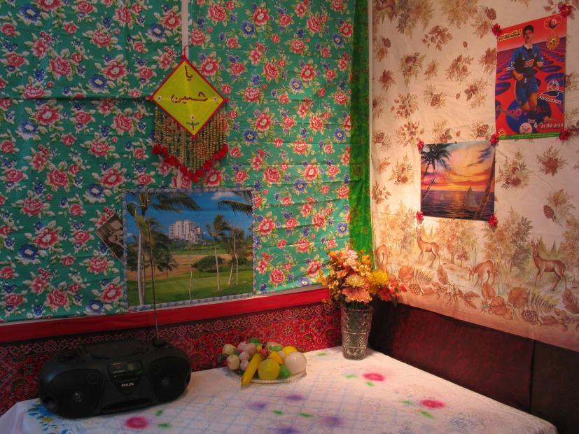 Room Installation, 2006