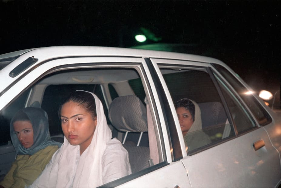 Girls in Car 4, 2005