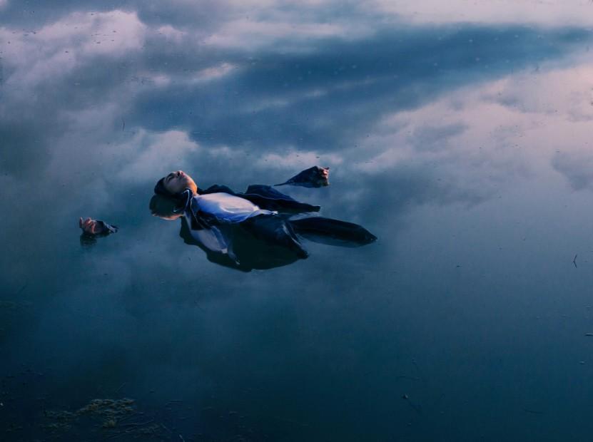 DAVID UZOCHUKWU, I WILL LEARN TO LOVE THE SKY I AM UNDER, 2015