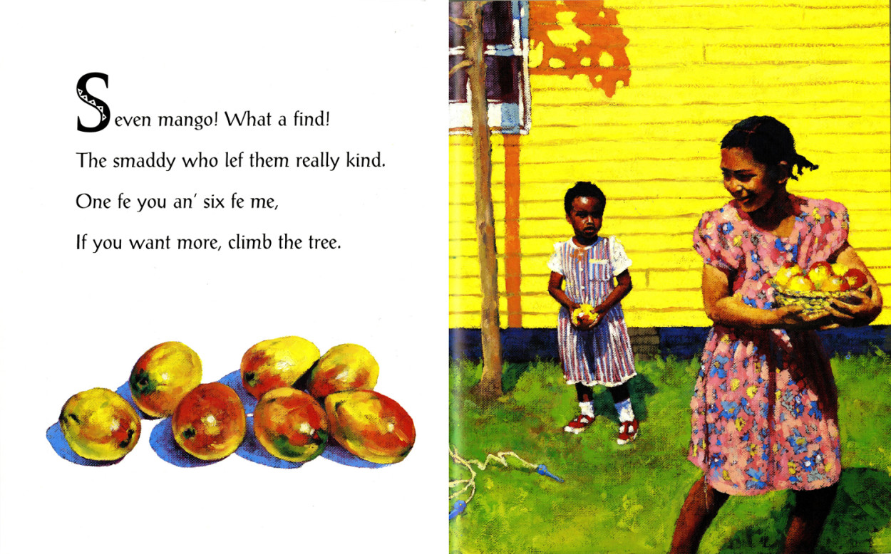 Fruits: a Caribbean counting poem by Valerie Bloom | Book Trust