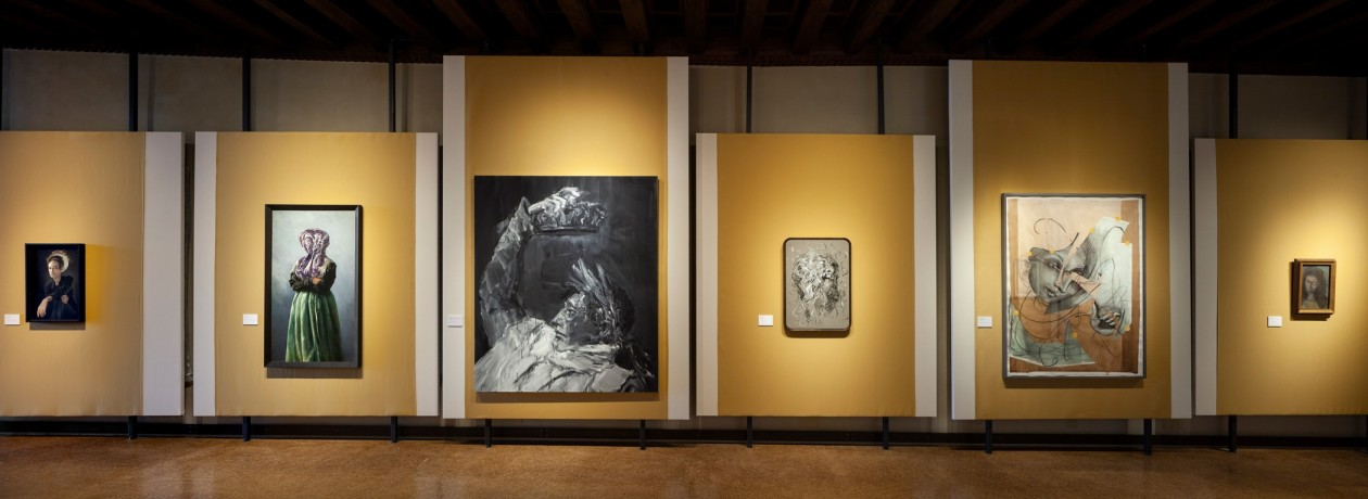 Contemporary Dialogues with Tintoretto