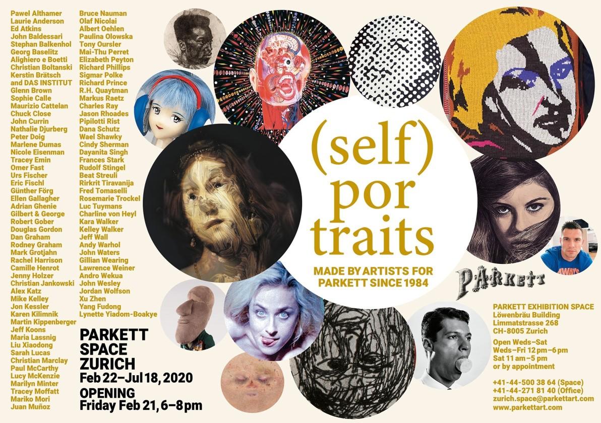(SELF) PORTRAITS