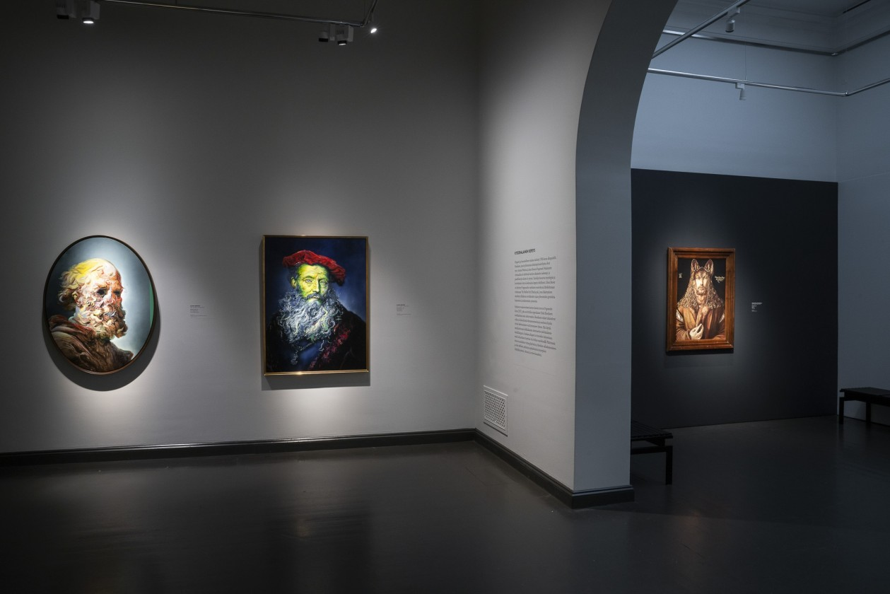 Inspiration - Contemporary Art & Classics