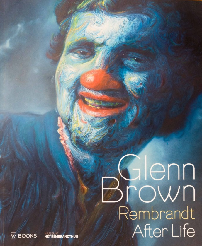 Glenn Brown/Rembrandt: After Life