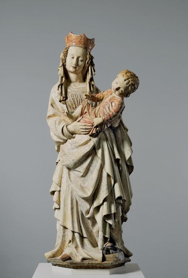 A Schöne ('Beautiful') Madonna, c. 1430 | Sam Fogg