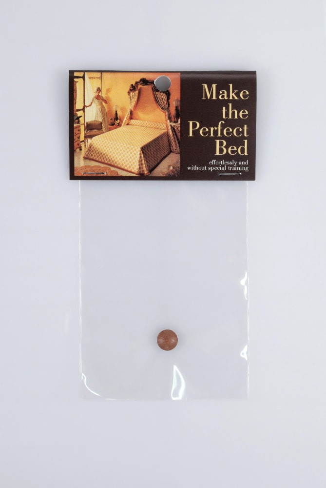 Jesus Had A Sister Productions, Make the perfect bed, 2001