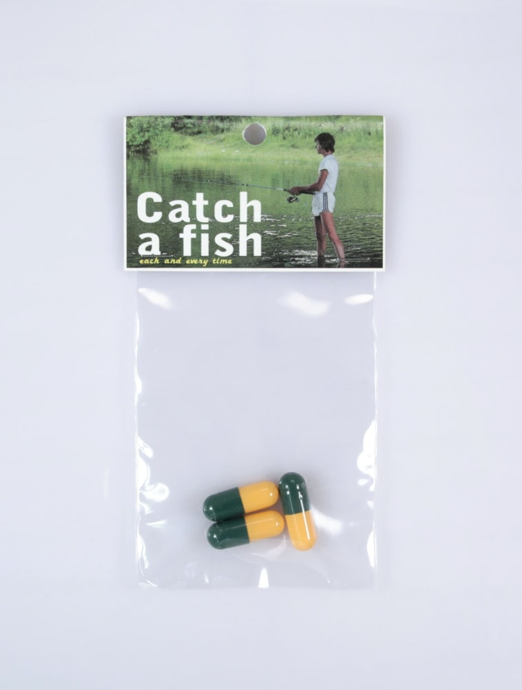 Catch a fish each and every time