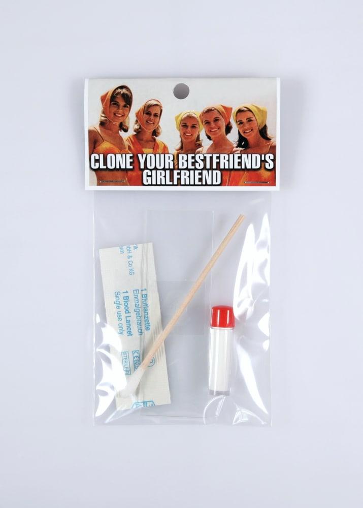 Clone your bestfriend's girlfriend