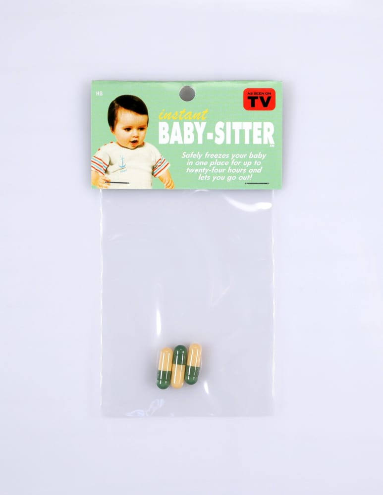 Jesus Had A Sister Productions, Instant baby-sitter, 2004