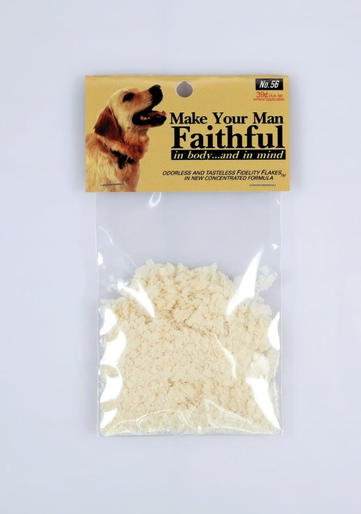Make your man faithful