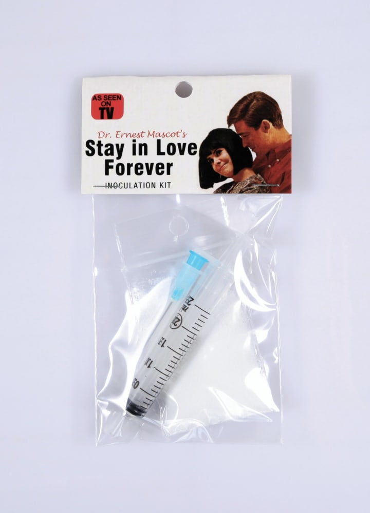 Stay in love forever