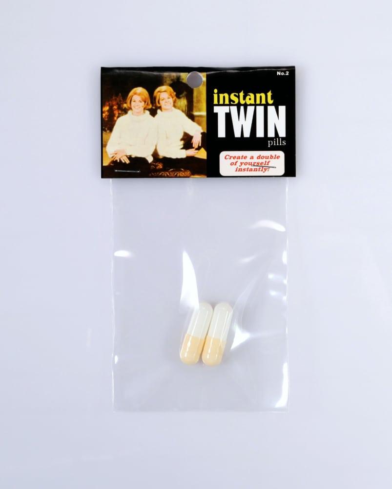 Instant twin pills