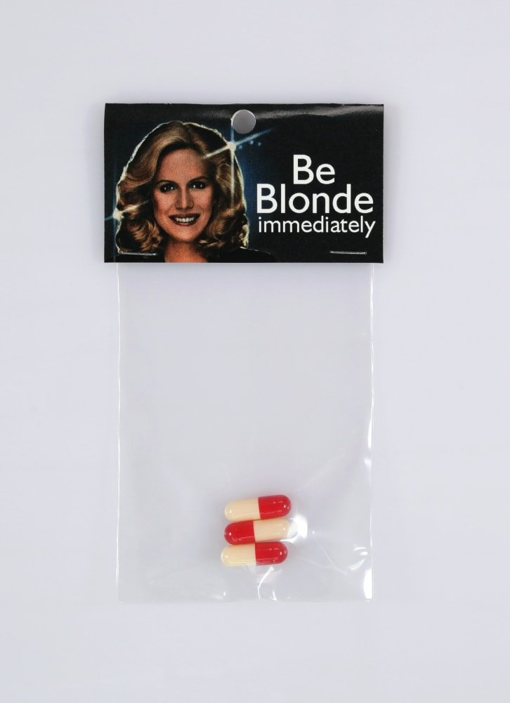 Jesus Had A Sister Productions, Be blonde, 1998