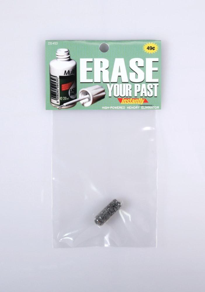 Erase your past